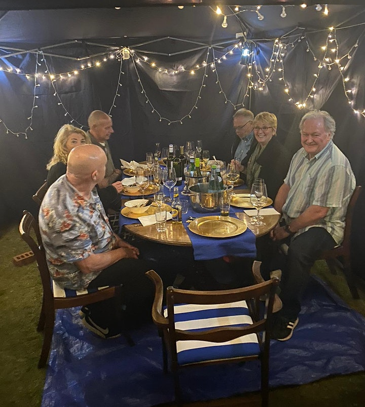 British Caribbean Dinning Experience for Charity image