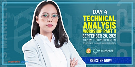 Free Six-Day Forex Trading Webinar Series - Day 4 Technical Analysis II tickets