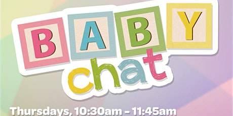 CHMC BABY CHAT tickets