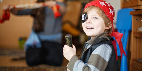 Yo ho me hearties: A musical pirate celebration tickets