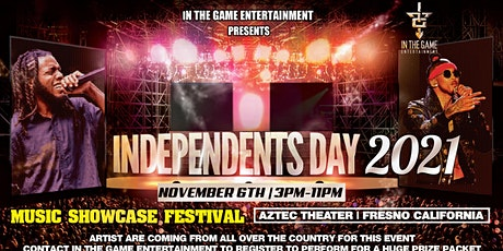 Fresno California Independents Day  Music Festival 2021 tickets