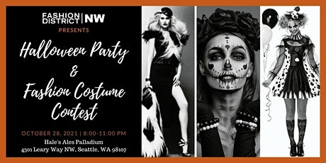 Halloween Party & Fashion Costume Contest tickets