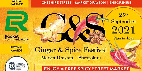 Ginger and Spice Festival tickets