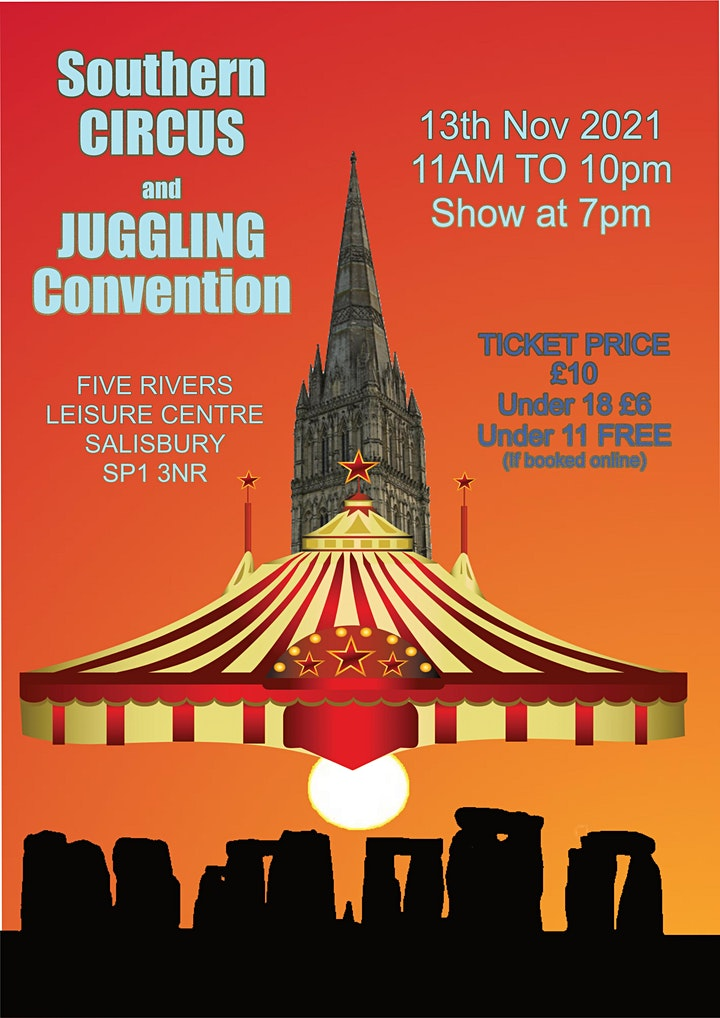 Southern Circus and Juggling Convention image