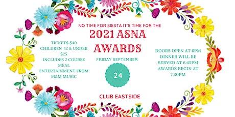 2021 ASNA Awards Night tickets