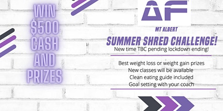 Summer Shred by Dane, Jordan and Sophie tickets