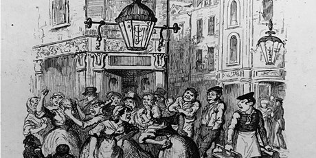Walking Tour - Dickens and the Covent Garden Rookery tickets