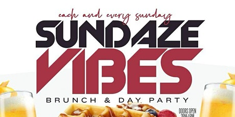 Sundaze Vibes Brunch Day Party Katra NYC Indoor dining soho bowery tickets