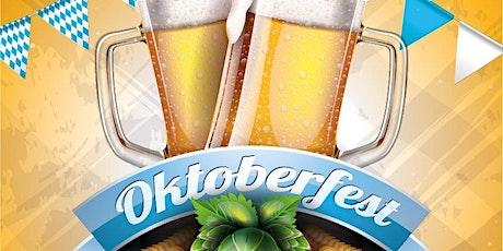 Oktoberfest op 't Kampje - Vrijdagavond tickets
