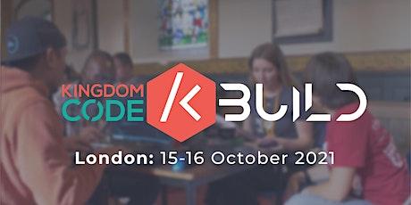 Kingdom Code BUILD - South tickets