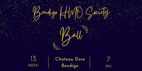 2021 BENDIGO HMO SOCIETY BALL tickets