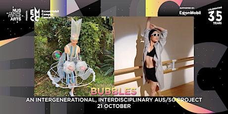EMCC | Bubbles tickets