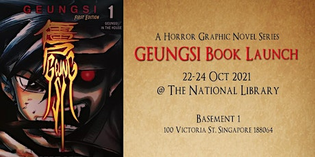 GEUNGSI BOOK LAUNCH - Really?!! The MP reads comics?? tickets