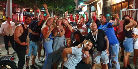Tel Aviv Pub Crawl tickets