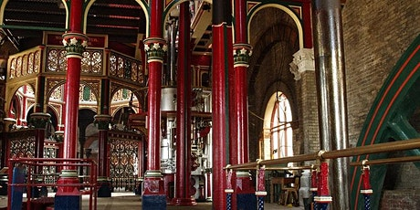 Crossness Open Day tickets