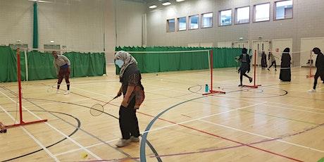 Ladies Badminton Birmingham tickets