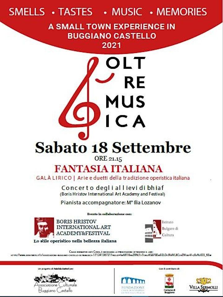 Immagine FANTASIA ITALIANA - GALA' LIRICO Arie e duetti della tradizione operistica