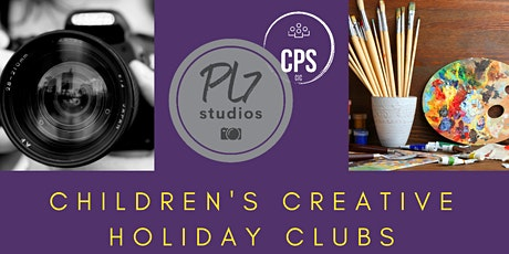 Half term Children's Creative ART AND PHOTOGRAPHY Holiday Club tickets
