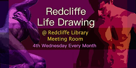 Redcliffe Life Drawing tickets