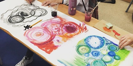DRINK AND DRAW  - DRAWN TO MUSIC: KANDINSKY tickets