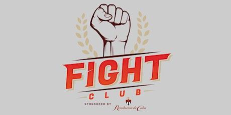 FIGHT CLUB tickets