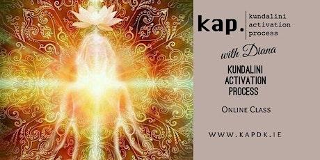 KAP - Kundalini Activation Process. Online Class. Thursday tickets