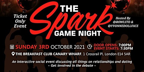 THE SPARK EVENT tickets