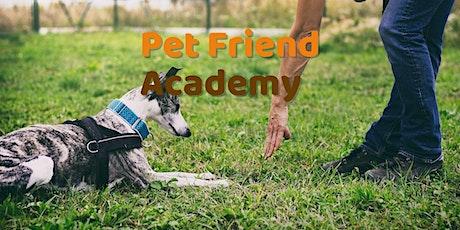Pet Friend Academy – Anders trainen voor een betere band tickets