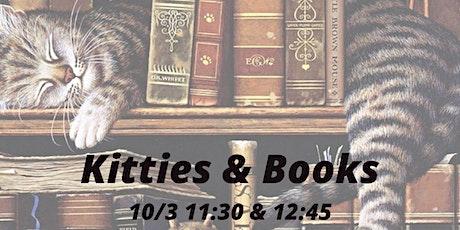 Kitties & Books tickets