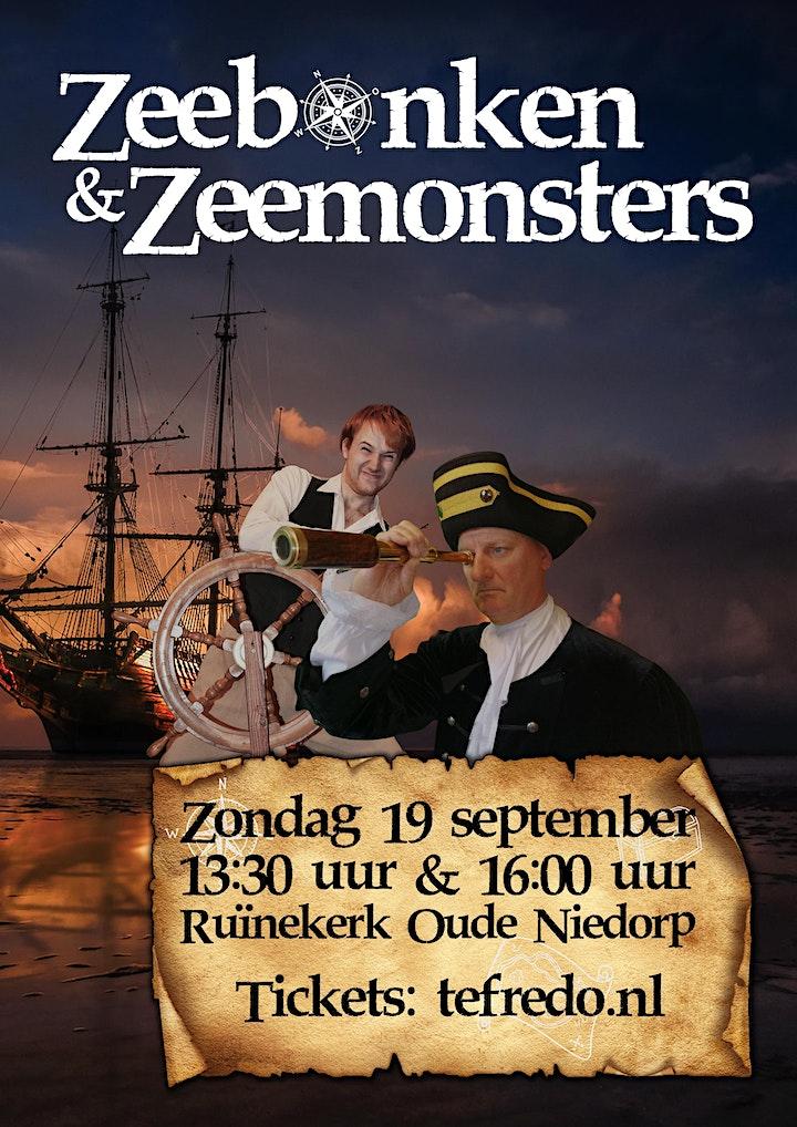 Afbeelding van Zeebonken & Zeemonsters 13:30 uur
