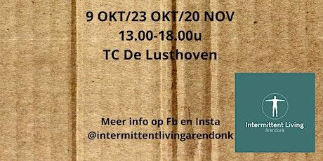 Kennismakingsdag Intermittent Living. tickets