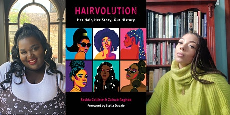 Hairvolution: Her Hair, Her Story, Our History tickets