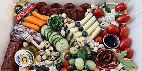 Charcuterie class at The Loft at Rz Cafe Fort Branch tickets