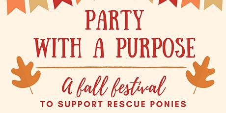 Party with a Purpose Fall Festival tickets