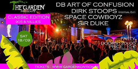 The Garden Classic Edition ( 90's & Nillies ) tickets