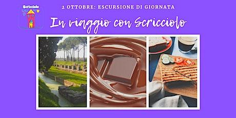 Visita guidata ad Aquileia, pranzo da Cocambo e Laboratorio di Cioccolata biglietti