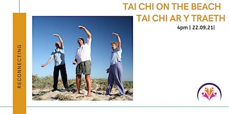 Tai Chi on the Beach/ Tai Chi ar y traeth tickets