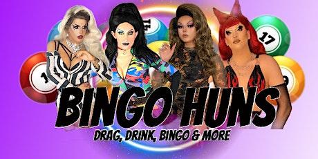 BINGO HUNS tickets
