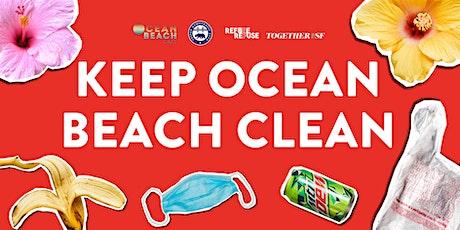 KEEP Ocean Beach Clean tickets