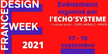 FRANCE DESIGN WEEK LAMBALLE billets