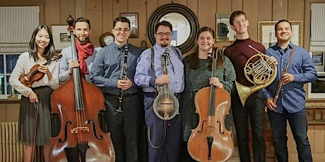 Taylor Ackley and the Deep Roots Ensemble LIVE! tickets