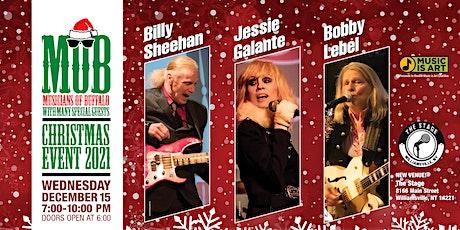 Musicians of Buffalo Christmas Event 2021 tickets