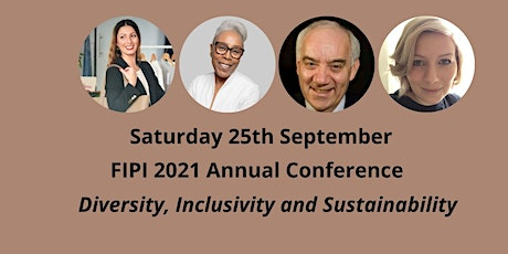 FIPI 2021 Annual Conference tickets