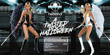HedKandi: A Twisted Disco Hallowen tickets