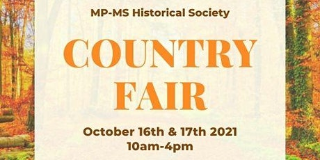 MPMS Historical Society COUNTRY FAIR tickets