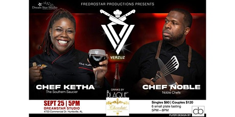 Fredro Star Productions presents: Verzuz (Battle of the Chefs) tickets