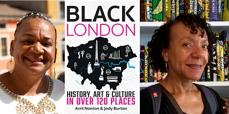 Black London: History, Art & Culture with by Avril Nanton and Jody Burton tickets