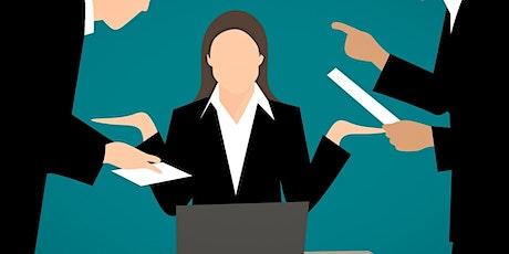 Burnout / Surengagement : trouver le juste équilibre  au travail billets