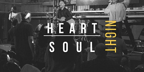 Heart & Soul Night tickets