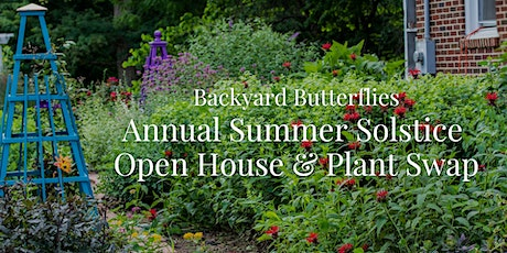 6th Annual Open House & Plant Swap tickets